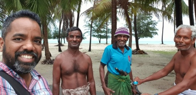 Meeting Local men at the early Morning Hours